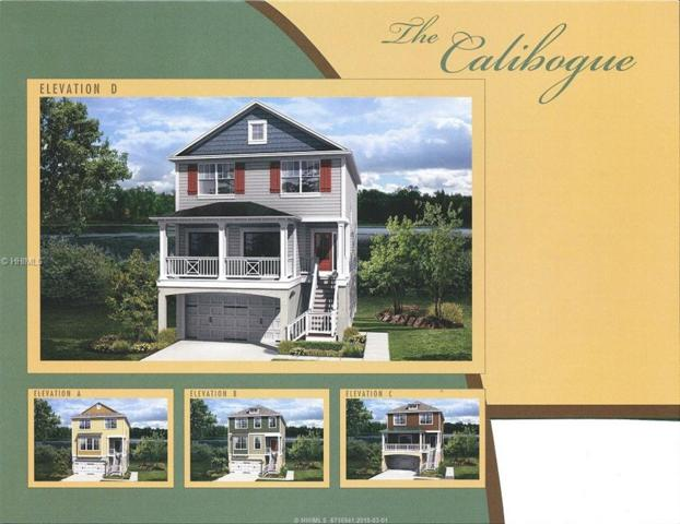 28 Hammock Oaks Circle, Hilton Head Island, SC 29926 (MLS #354650) :: Beth Drake REALTOR®