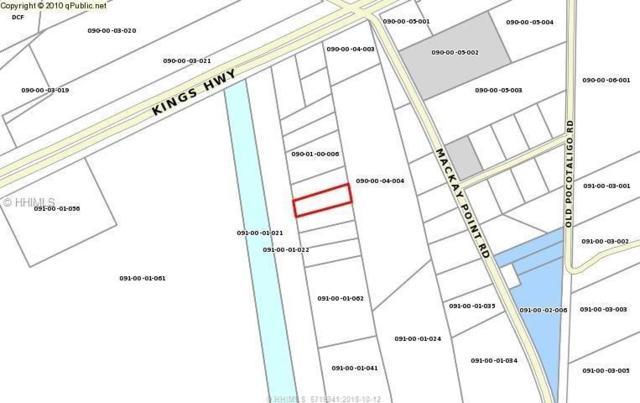 9 Kings Highway, Yemassee, SC 29945 (MLS #372628) :: The Alliance Group Realty
