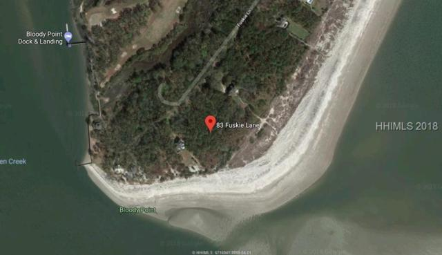 83 Fuskie Lane, Daufuskie Island, SC 29915 (MLS #381105) :: Collins Group Realty