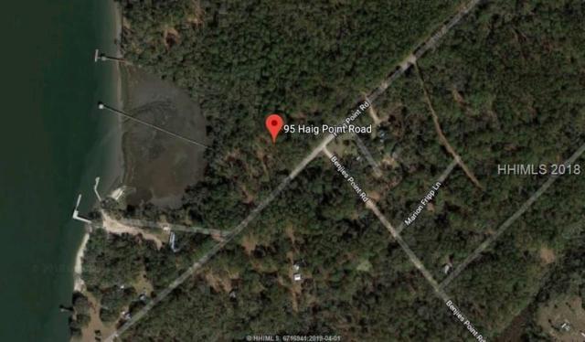 95 Haig Point Road, Daufuskie Island, SC 29915 (MLS #381108) :: Southern Lifestyle Properties