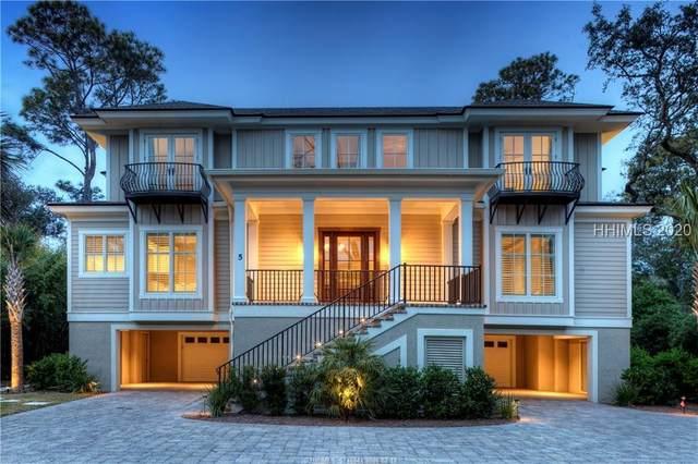 5 Eastwind, Hilton Head Island, SC 29928 (MLS #392955) :: The Coastal Living Team