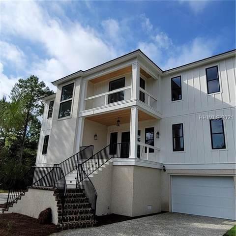 15 Seabrook Landing Drive, Hilton Head Island, SC 29926 (MLS #397479) :: Hilton Head Real Estate Partners