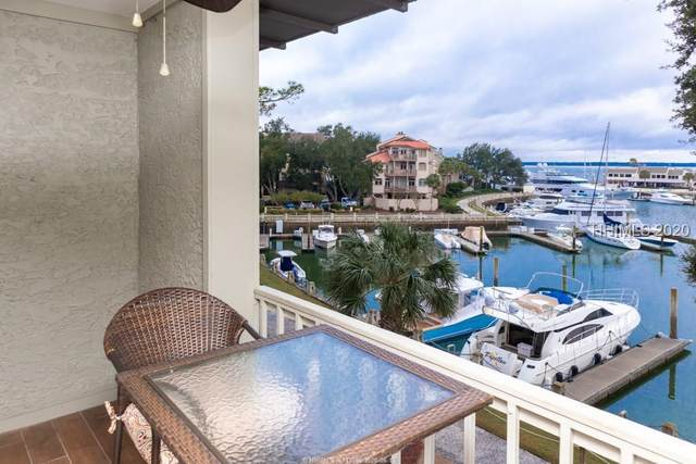 18 Lighthouse Lane #1036, Hilton Head Island, SC 29928 (MLS #397871) :: The Coastal Living Team