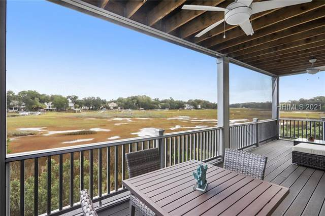 44 Hammock Oaks Circle, Hilton Head Island, SC 29926 (MLS #409368) :: Schembra Real Estate Group