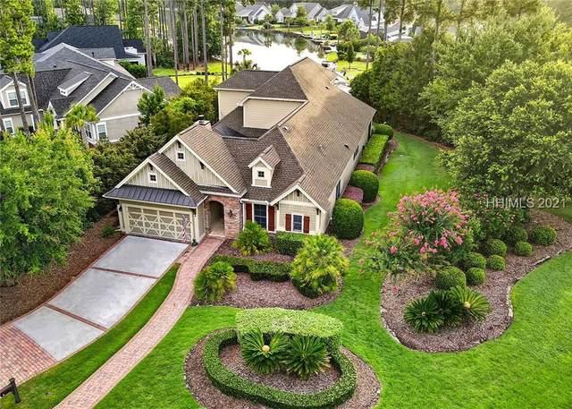 8 Sweet Marsh Court, Bluffton, SC 29910 (MLS #414771) :: Hilton Head Dot Real Estate