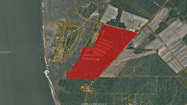 846 Lands End Road, Saint Helena Island, SC 29920 (MLS #367108) :: Beth Drake REALTOR®