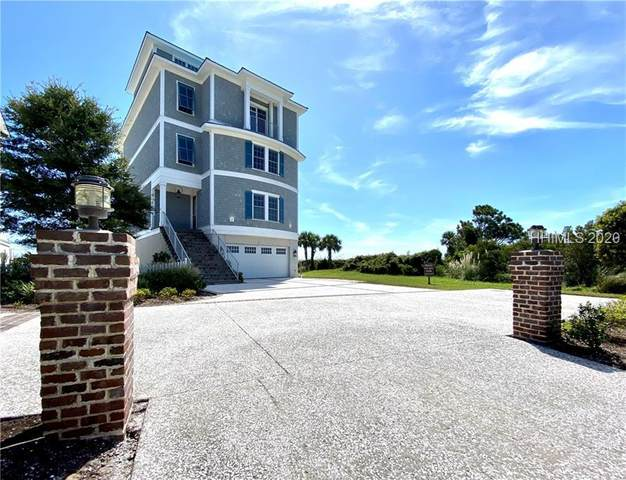 6 Terra Bella Trace, Hilton Head Island, SC 29928 (MLS #380988) :: Hilton Head Dot Real Estate