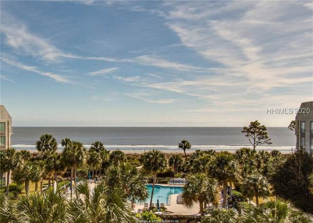 21 S Forest Beach Drive #435, Hilton Head Island, SC 29928 (MLS #388472) :: Collins Group Realty