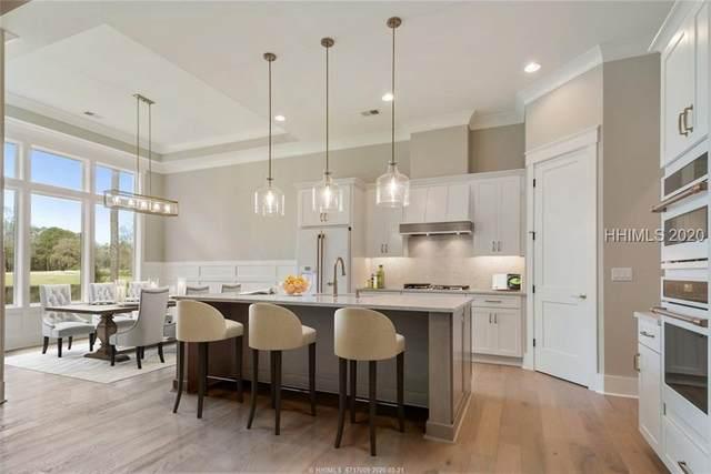 5 E Summerton Court, Bluffton, SC 29910 (MLS #401387) :: Southern Lifestyle Properties