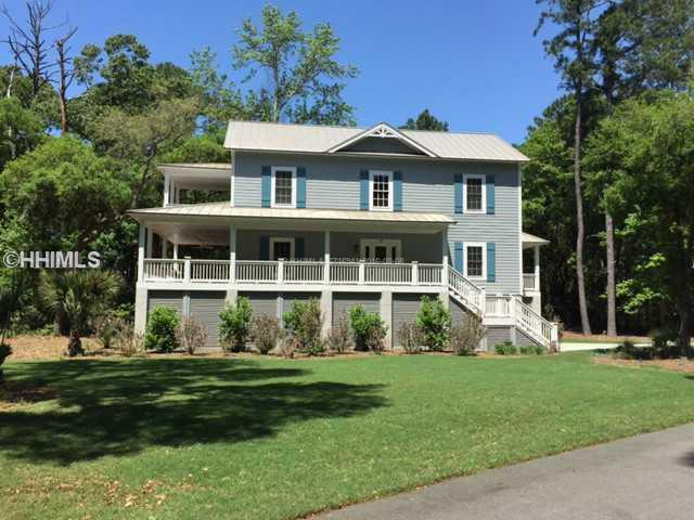 40 River Road, Daufuskie Island, SC 29915 (MLS #328474) :: RE/MAX Coastal Realty