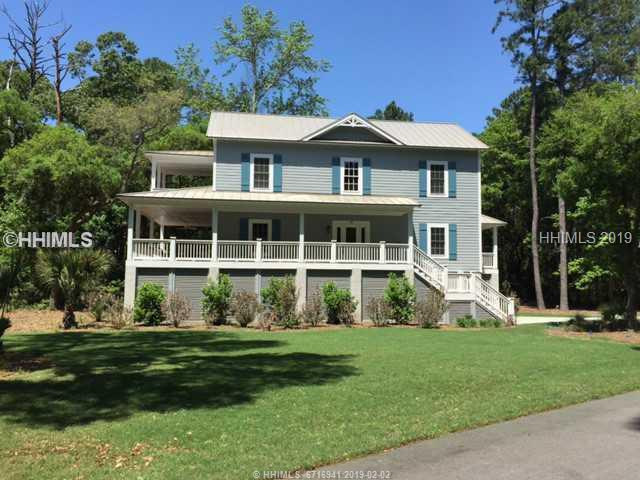 40 River Road, Daufuskie Island, SC 29915 (MLS #328474) :: Collins Group Realty