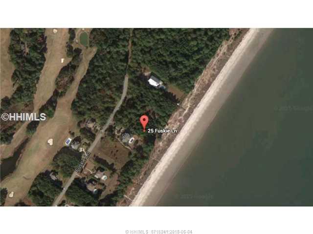 25 Fuskie Lane, Daufuskie Island, SC 29915 (MLS #337239) :: RE/MAX Coastal Realty