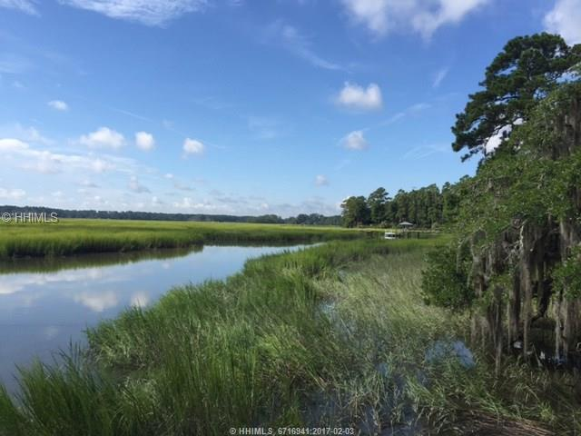 95 Pritcher Point Road, Okatie, SC 29909 (MLS #357538) :: The Alliance Group Realty