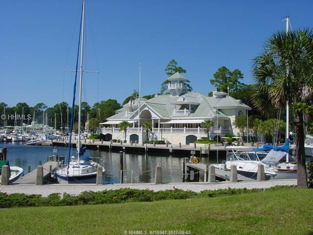 10 Windmill Harbour Boatslip, Hilton Head Island, SC 29926 (MLS #367216) :: Collins Group Realty