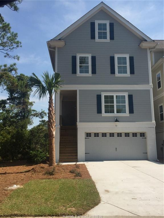 122 Sandcastle Court, Hilton Head Island, SC 29928 (MLS #375162) :: RE/MAX Coastal Realty