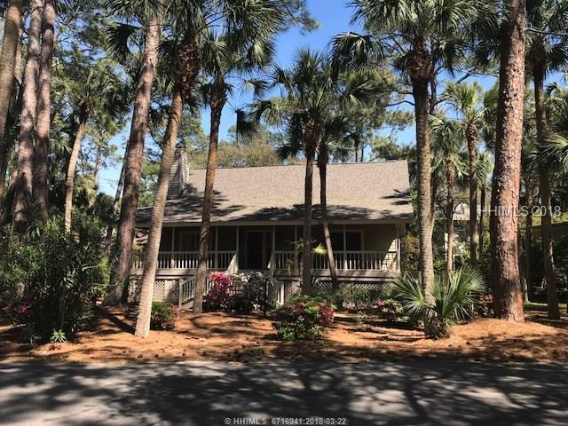 7 Whistling Swan Road, Hilton Head Island, SC 29928 (MLS #378512) :: Collins Group Realty