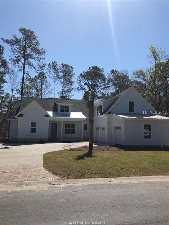 55 Victory Point Drive, Bluffton, SC 29910 (MLS #378619) :: Collins Group Realty