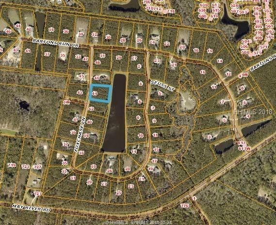 44 Foxchase Lane, Bluffton, SC 29910 (MLS #381430) :: Collins Group Realty