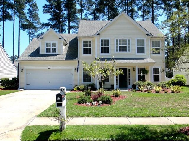 87 Wheatfield Circle, Bluffton, SC 29910 (MLS #382960) :: RE/MAX Coastal Realty