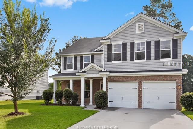 69 Sago Palm Drive, Bluffton, SC 29910 (MLS #385218) :: Collins Group Realty