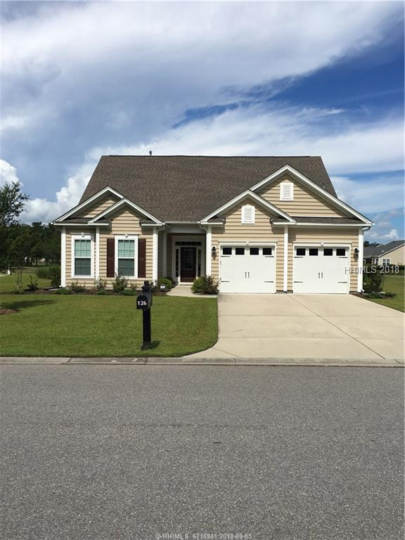 126 Wood Chuck Lane, Hardeeville, SC 29927 (MLS #385921) :: RE/MAX Coastal Realty