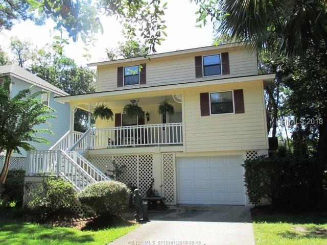 86 Black Watch Drive #86, Hilton Head Island, SC 29926 (MLS #386447) :: Collins Group Realty