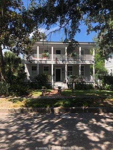 711 Duke Street, Beaufort, SC 29902 (MLS #386799) :: The Alliance Group Realty