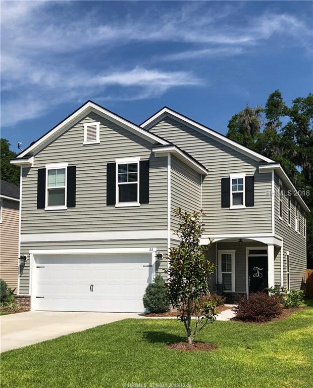 88 Sago Palm Drive, Bluffton, SC 29910 (MLS #388793) :: RE/MAX Coastal Realty