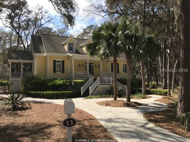 13 Masters Drive, Daufuskie Island, SC 29915 (MLS #389336) :: The Alliance Group Realty