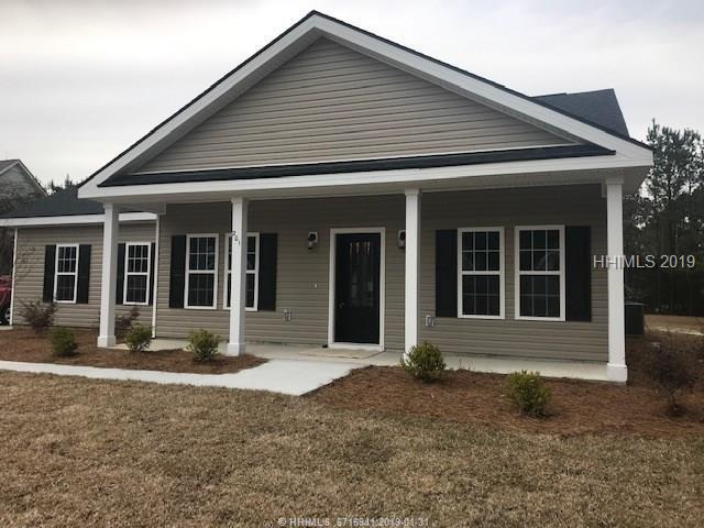 201 Oak Plantation Drive, Ridgeland, SC 29936 (MLS #389597) :: The Alliance Group Realty