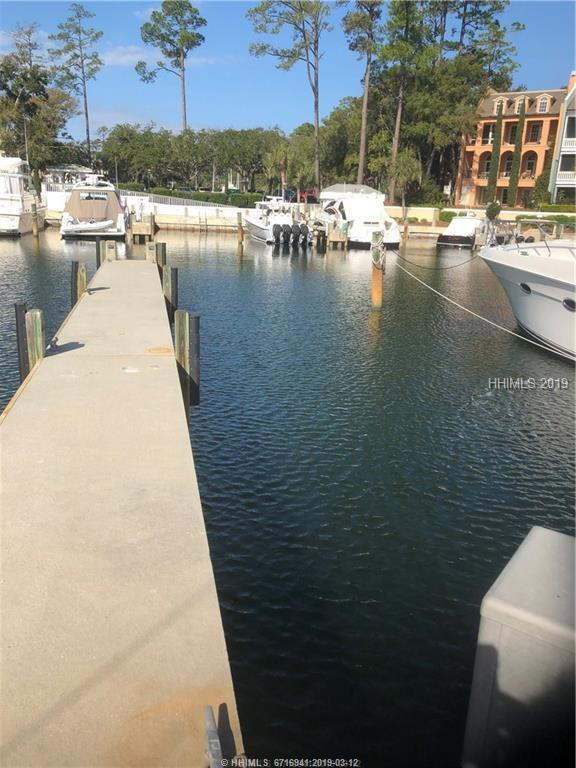 H119 Windmill Harbour Marina, Hilton Head Island, SC 29926 (MLS #391907) :: RE/MAX Coastal Realty