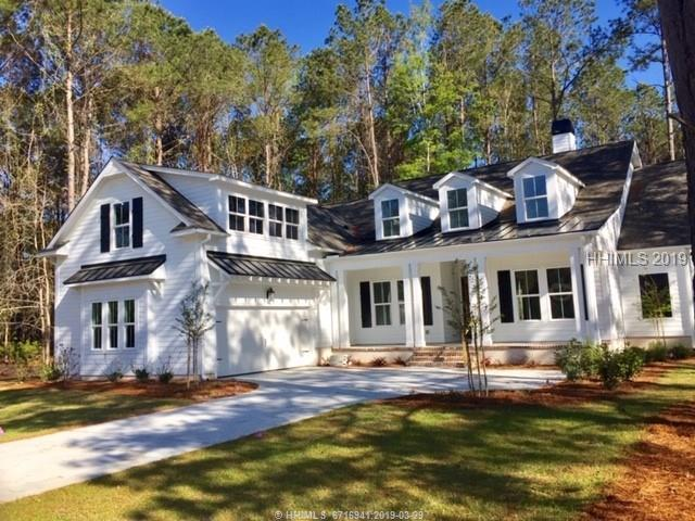 2 Marchmont Avenue, Bluffton, SC 29910 (MLS #392438) :: RE/MAX Coastal Realty