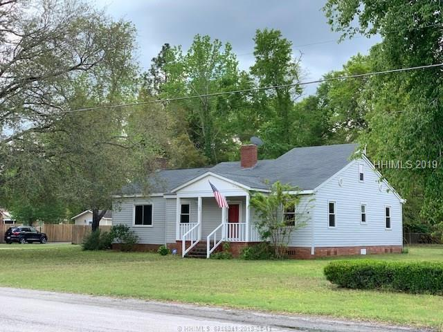 105 Pine Street W, Hampton, SC 29924 (MLS #392842) :: RE/MAX Island Realty