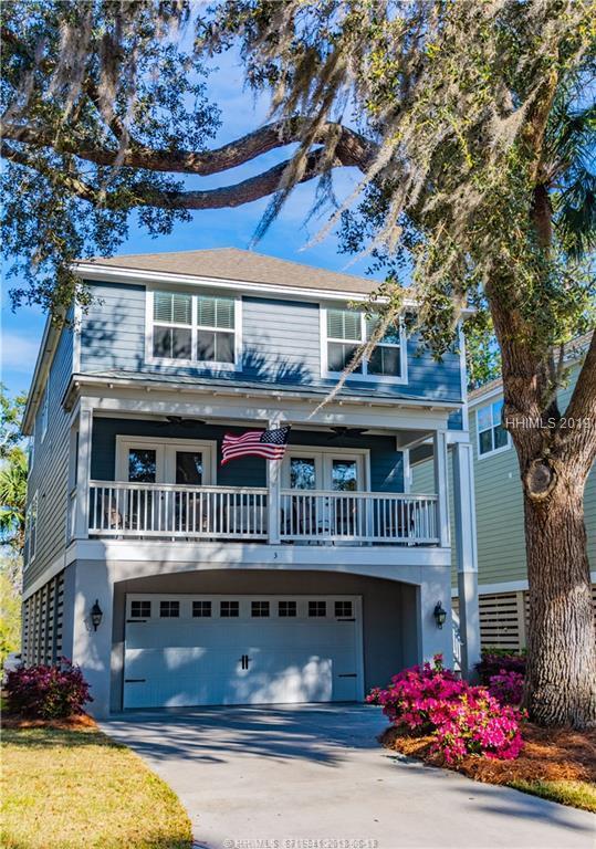 3 Jarvis Creek Way, Hilton Head Island, SC 29926 (MLS #394547) :: RE/MAX Island Realty