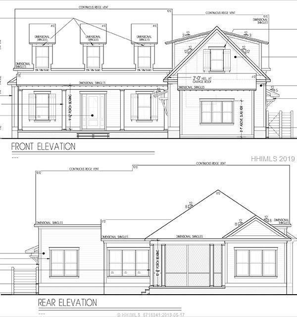 4 Driftwood Court W, Bluffton, SC 29910 (MLS #394621) :: RE/MAX Coastal Realty