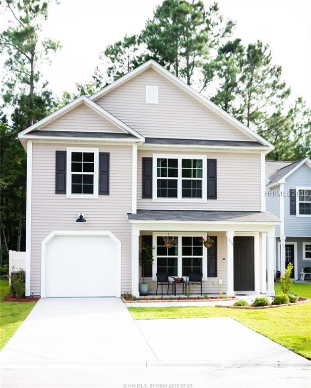 203 Turkey Oak Drive, Bluffton, SC 29910 (MLS #395067) :: Southern Lifestyle Properties