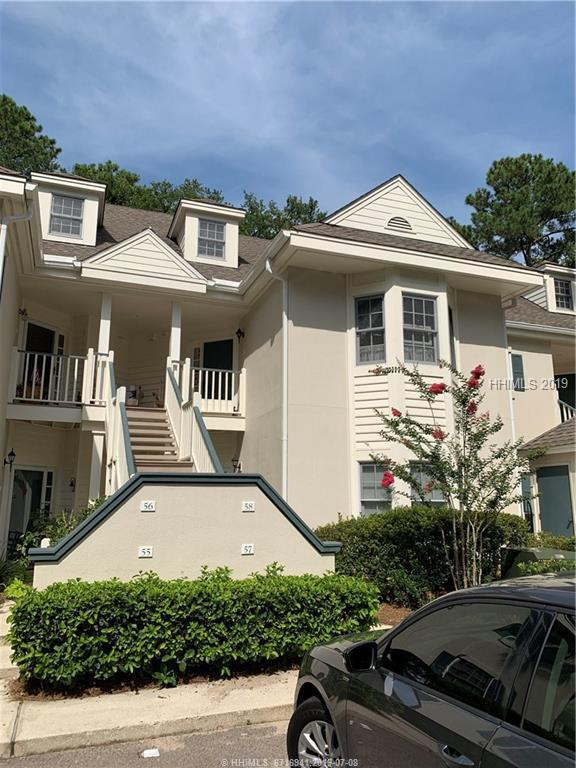 58 Spindle Lane #58, Hilton Head Island, SC 29926 (MLS #395270) :: The Alliance Group Realty