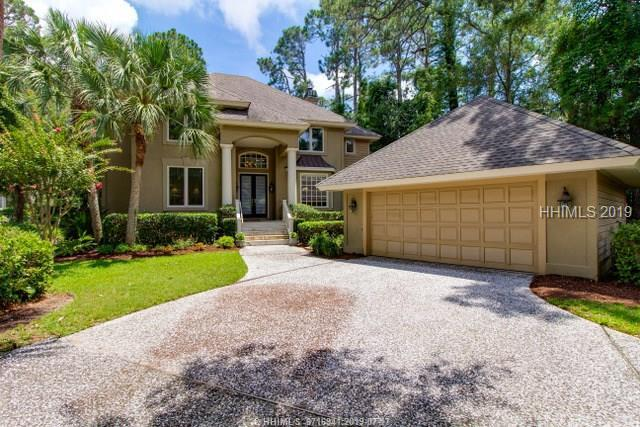 11 Duck Hawk Road, Hilton Head Island, SC 29928 (MLS #395370) :: Collins Group Realty