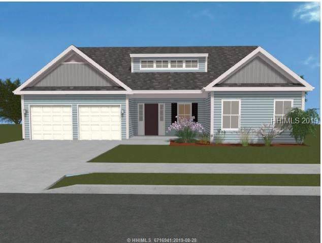 487 Fort Sullivan Drive, Hardeeville, SC 29927 (MLS #396552) :: Beth Drake REALTOR®