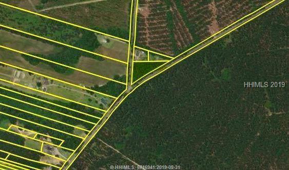 0 Gillison Branch Road, Garnett, SC 29922 (MLS #396652) :: RE/MAX Coastal Realty
