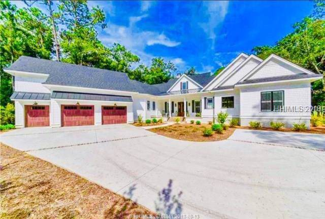 19 Colleton River Drive, Bluffton, SC 29910 (MLS #396842) :: Collins Group Realty