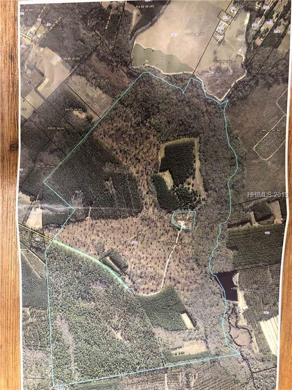 1181 Sardis Road, Ridgeland, SC 29936 (MLS #397344) :: RE/MAX Island Realty