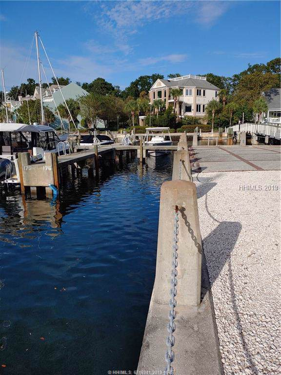 176 Windmill Harbour Marina, Hilton Head Island, SC 29926 (MLS #397459) :: Schembra Real Estate Group
