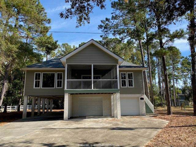 28 Bay Point Road, Saint Helena Island, SC 29920 (MLS #398774) :: RE/MAX Coastal Realty