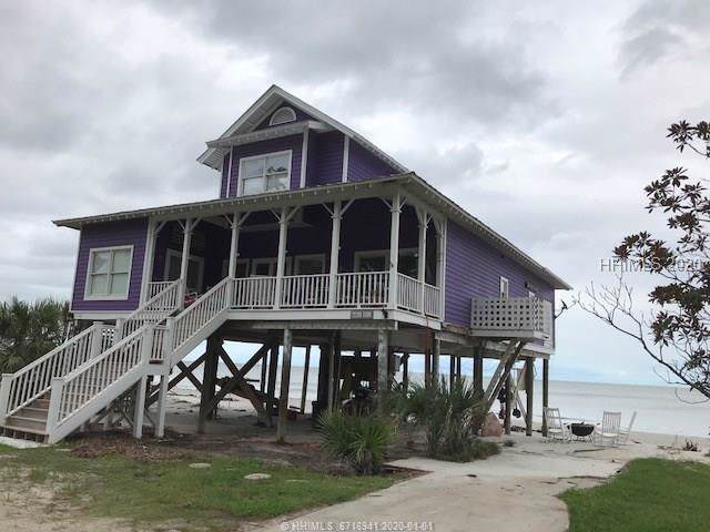 14 Driftwood Cottage Lane, Daufuskie Island, SC 29915 (MLS #399217) :: The Coastal Living Team