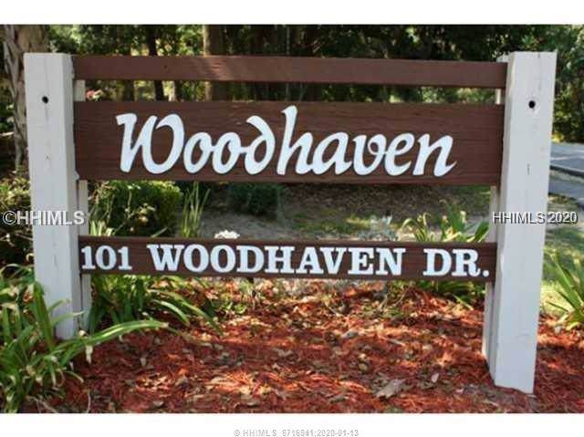 101 Woodhaven Drive Dd, Hilton Head Island, SC 29928 (MLS #399482) :: Collins Group Realty
