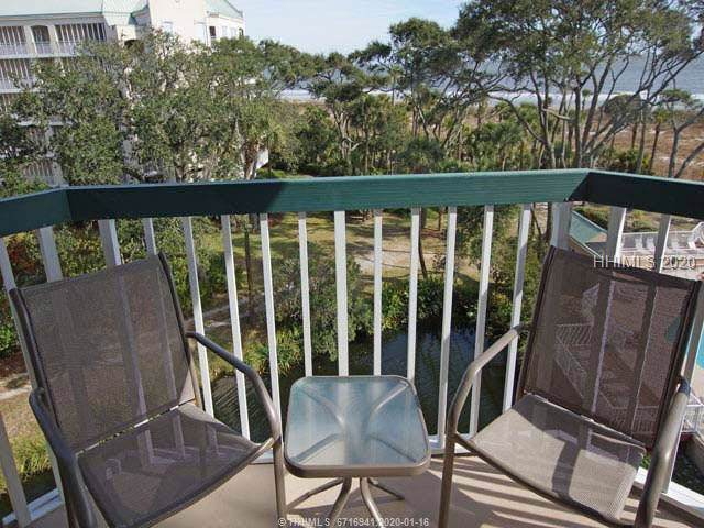 75 Ocean Lane #404, Hilton Head Island, SC 29928 (MLS #399590) :: Schembra Real Estate Group