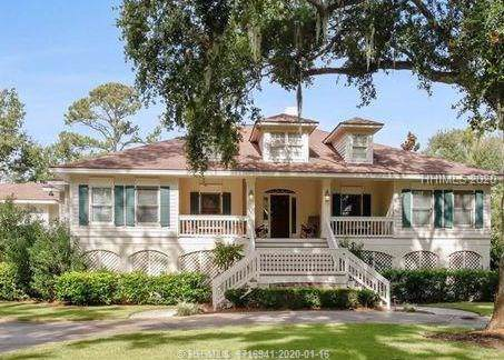37 Sea Lane, Hilton Head Island, SC 29928 (MLS #399613) :: RE/MAX Island Realty