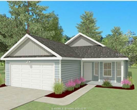 182 Honeycomb Lane, Ridgeland, SC 29936 (MLS #400218) :: The Coastal Living Team