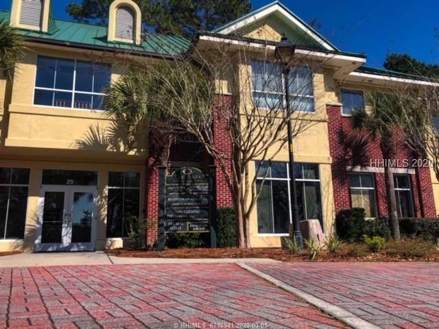 25 Clark Summit Drive #103, Bluffton, SC 29910 (MLS #401050) :: The Coastal Living Team